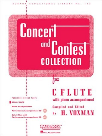 CONCERT AND CONTEST COLLECTION Flute part