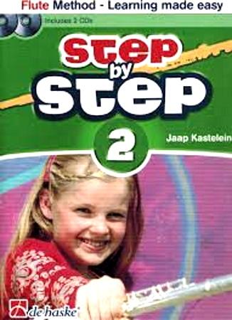 STEP BY STEP Book 2 + 2CDs