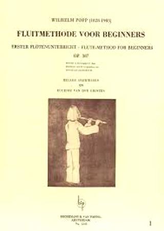 FLUTE METHOD FOR BEGINNERS Volume 1