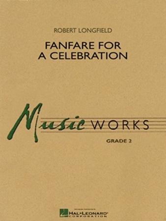 FANFARE FOR A CELEBRATION (score)
