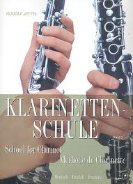KLARINETTEN-SCHULE Volume 3