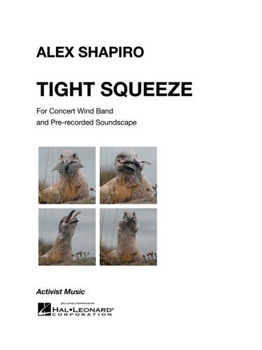 TIGHT SQUEEZE (score & parts)