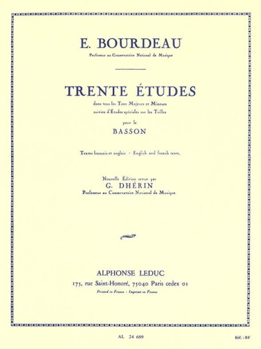 30 ETUDES