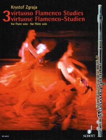THREE VIRTUOSO FLAMENCO STUDIES