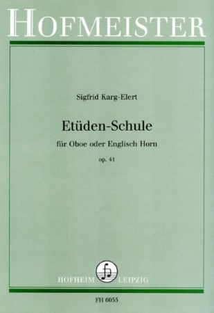 ETUDEN-SCHULE Op.41