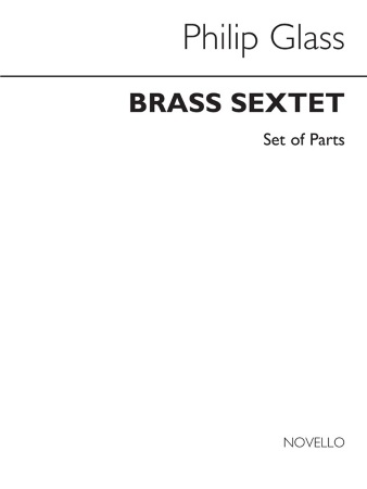 BRASS SEXTET (set of parts)
