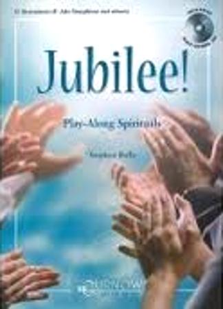 JUBILEE! + CD playalong spirituals