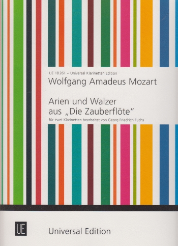 AIRS AND WALTZES from The Magic Flute