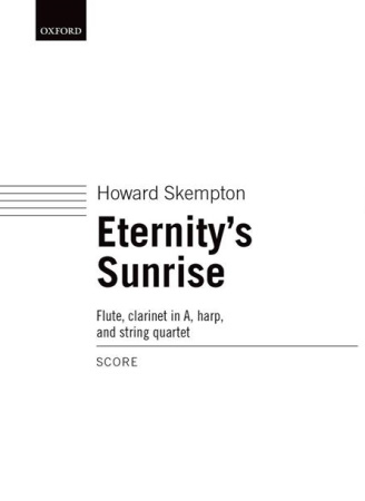 ETERNITY'S SUNRISE (score)