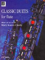 CLASSIC DUETS FOR FLUTE Volume 1