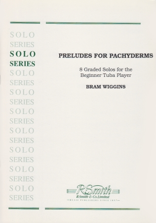 PRELUDES FOR PACHYDERMS (treble/bass clef)