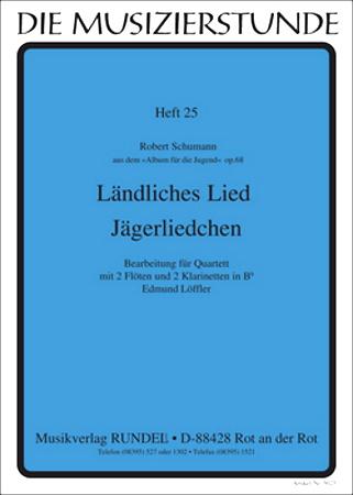 LANDLICHES LIED and JAGERLIEDCHEN