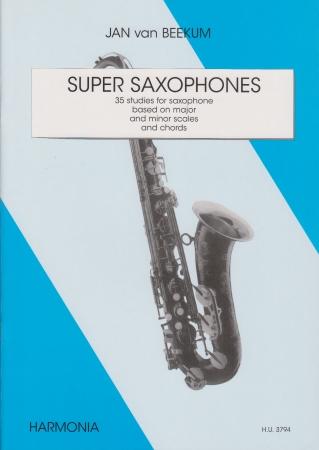 SUPER SAXOPHONES