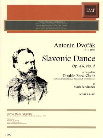 SLAVONIC DANCE Op.46 No.3