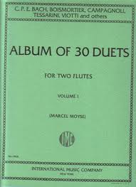 ALBUM OF 30 DUETS Volume 1