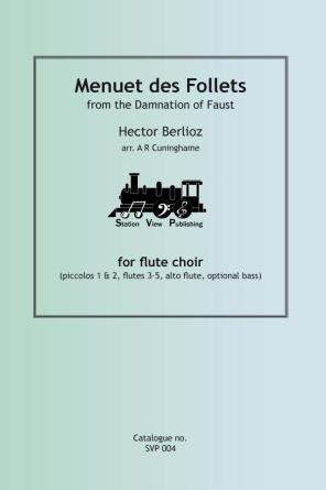 MENUET DES FOLLETS