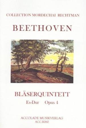 QUINTET in Eb major Op.4 (score & parts)