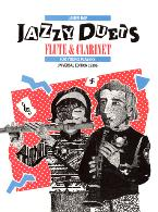 JAZZY FLUTE & CLARINET DUETS