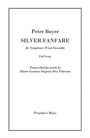 SILVER FANFARE (score & parts)