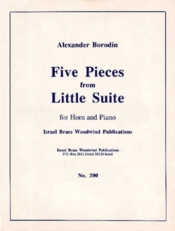 FIVE PIECES from Little Suite