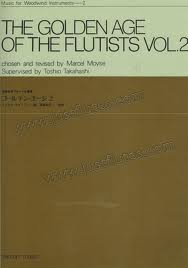 THE GOLDEN AGE OF FLUTISTS Volume 2