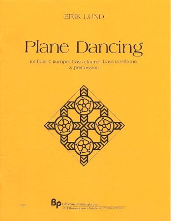 PLANE DANCING score & parts
