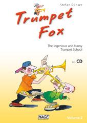 TRUMPET FOX Volume 2 + CD