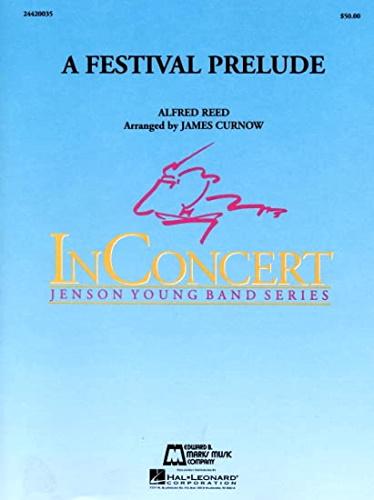 A FESTIVAL PRELUDE (score)