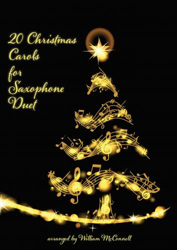 20 CAROLS for Saxophone Duet