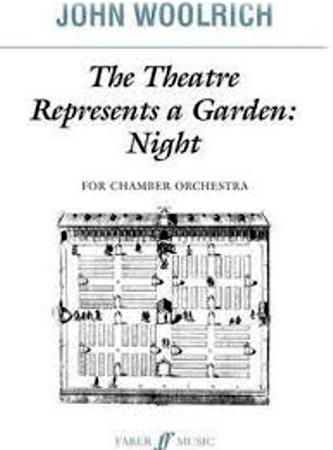 THE THEATRE REPRESENTS A GARDEN: Night  score