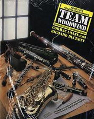 TEAM WOODWIND piano accompaniment/ensemble score