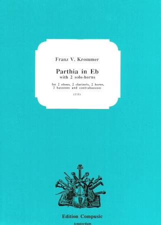 PARTHIA score and parts