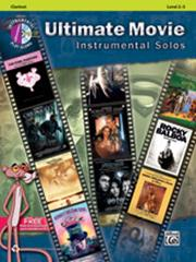 ULTIMATE MOVIE INSTRUMENTAL SOLOS + Online Audio