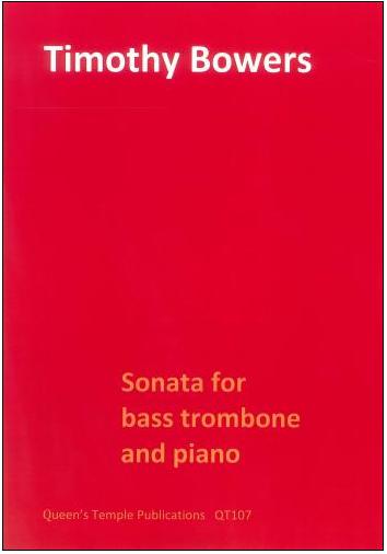 SONATA bass trombone