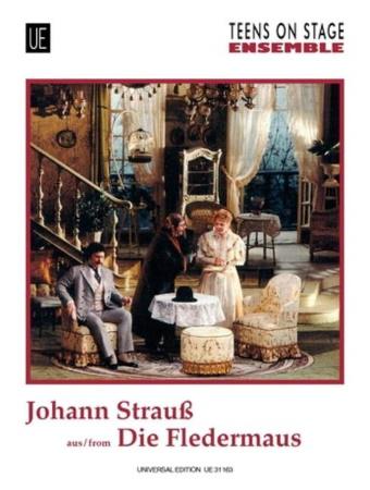 DIE FLEDERMAUS Selected Pieces (score & parts)