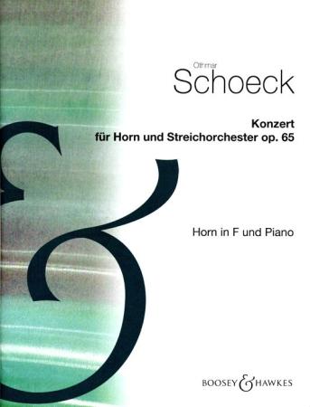 HORN CONCERTO Op.65