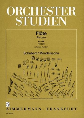 ORCHESTRAL STUDIES: Schubert, Mendelssohn
