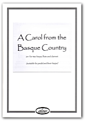 A CAROL FROM THE BASQUE COUNTRY with harp