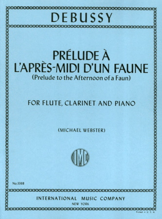 PRELUDE A L'APRES-MIDI D'UN FAUNE