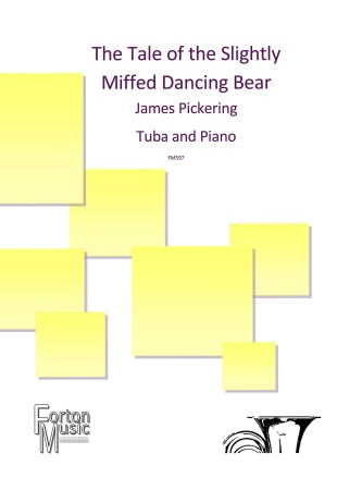 THE TALE OF THE SLIGHTLY MIFFED DANCING BEAR