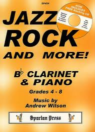 JAZZ, ROCK AND MORE! + CD