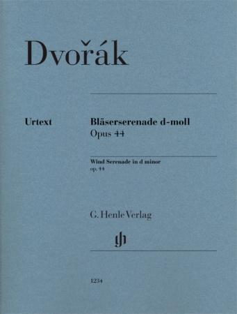 WIND SERENADE in D minor Op.44