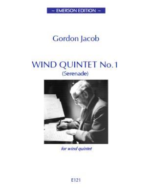 WIND QUINTET No.1 (score & parts)