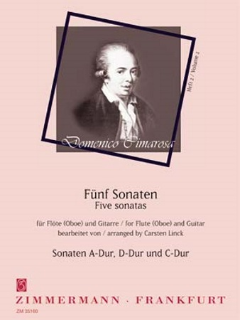 FIVE SONATAS Volume 2