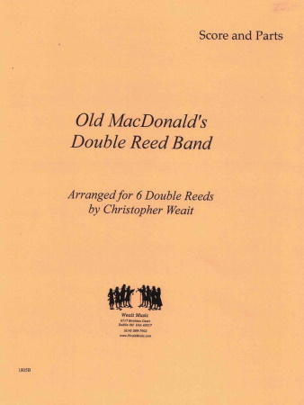 OLD MACDONALD'S DOUBLE REED BAND