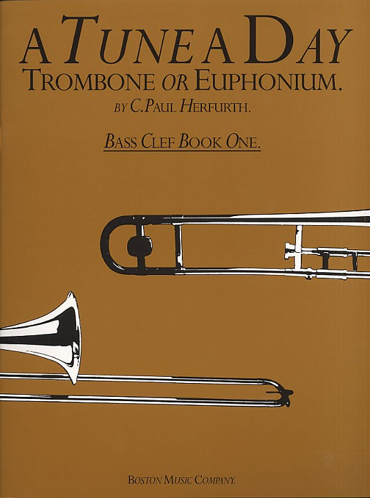 A TUNE A DAY Book 1 (bass clef)