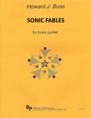 SONIC FABLES score & parts