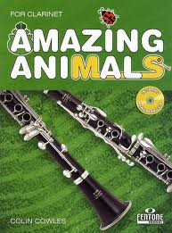 AMAZING ANIMALS + CD