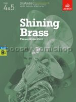 SHINING BRASS Book 2 Piano Accompaniment for Bb Instruments