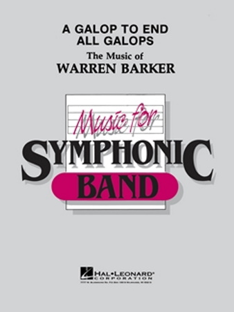 A GALOP TO END ALL GALOPS (score & parts)